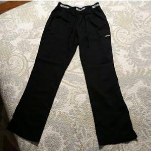 Grey's Anatomy scrub pants (black)